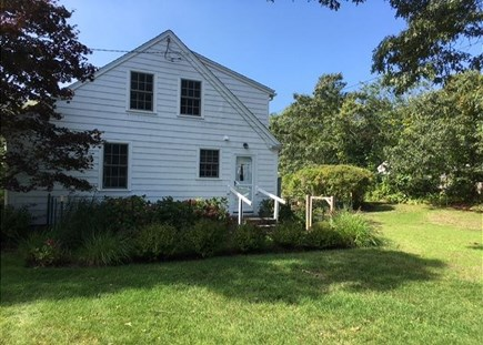 Harwich Cape Cod vacation rental - Side of home