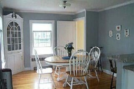 Falmouth Heights Cape Cod vacation rental - Dining area.