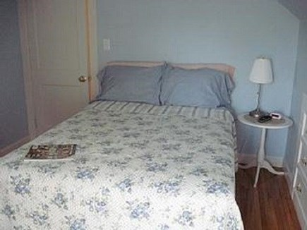Falmouth Heights Cape Cod vacation rental - 2nd bedroom with double bed.