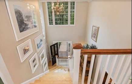 Marstons Mills Marstons Mills vacation rental - Stairs between middle and top floor