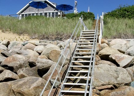 Eastham Cape Cod vacation rental - Beach access from the home