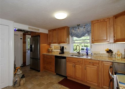 Eastham Cape Cod vacation rental - Kitchen Alternate View