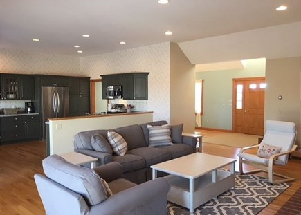 Eastham Cape Cod vacation rental - Living Room area