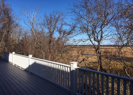 Eastham Cape Cod vacation rental - Beautiful deck