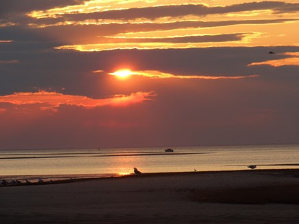 Brewster Cape Cod vacation rental - Spectacular sunsets at Paine's Creek, Brewster.