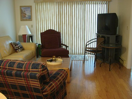 Ocean Edge, Brewster Cape Cod vacation rental - Open /dining living room.