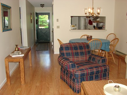 Brewster Cape Cod vacation rental - Living/Dining area looking into kitchen
