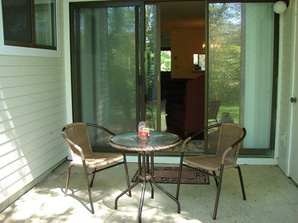 Brewster Cape Cod vacation rental - Patio. More interior photos will be posted after renovations!