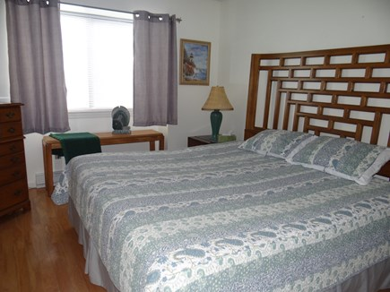Brewster Cape Cod vacation rental - Master Bedroom with king bed and adjoining bath