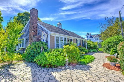Hyannis Cape Cod vacation rental - Front of Home and Driveway