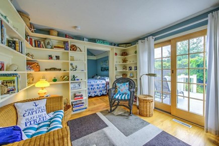Hyannis Cape Cod vacation rental - Library/Sitting Area/Sunroom