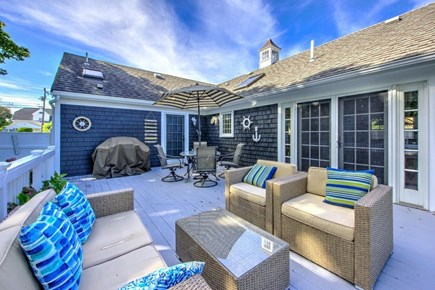Hyannis Cape Cod vacation rental - Amazing outside living area