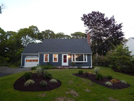 Falmouth Cape Cod vacation rental - Front side, come on in and spend your vacation at our home!