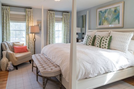 Chatham Cape Cod vacation rental - Master Bedroom- First Floor