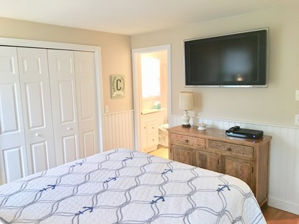 North Chatham Cape Cod vacation rental - Master Bedroom