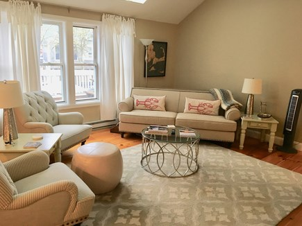 North Chatham Cape Cod vacation rental - Living Area