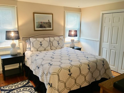 North Chatham Cape Cod vacation rental - Master Bedroom with Queen bed