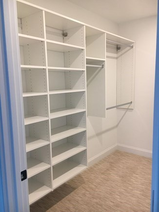 Wellfleet Cape Cod vacation rental - Each of 2 master en suites have walk in closets.