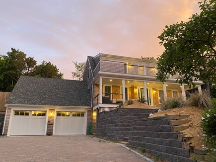 Wellfleet Cape Cod vacation rental - 2 car garage and finished basement for your use.