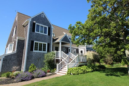 East Dennis Cape Cod vacation rental - Delightfully private house, super private