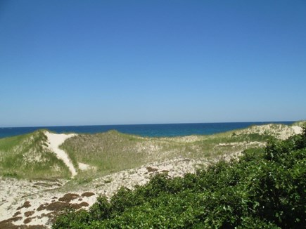 East Dennis Cape Cod vacation rental - Walk through the dunes to a gorgeous beach