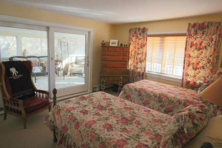 East Dennis Cape Cod vacation rental - Level 1 bedroom (half bath also on first floor)