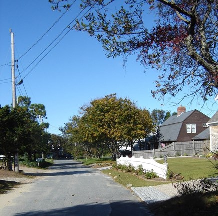 Dennis Cape Cod vacation rental - Peaceful, quiet, quaint north of 6A on a private dead end lane.