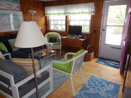 Dennis Cape Cod vacation rental - Sunny Bright Living Room