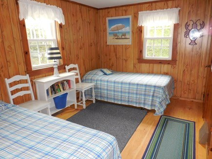 Dennis Cape Cod vacation rental - Twin Bedded Room