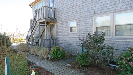 Provincetown Cape Cod vacation rental - Ocean View Condo, Lower Level Unit