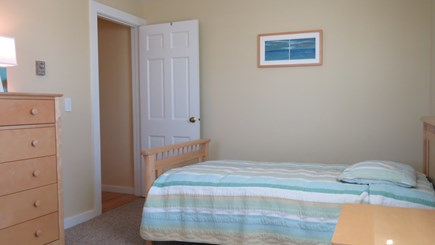Provincetown Cape Cod vacation rental - Another view of the twin bedroom.