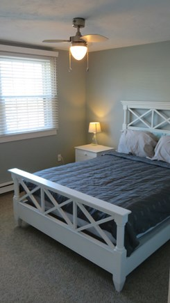 Provincetown Cape Cod vacation rental - Another view of the Master Queen Bedroom
