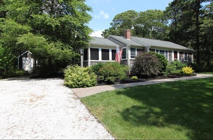 West Harwich Cape Cod vacation rental - Front
