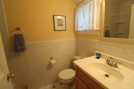 West Harwich Cape Cod vacation rental - Main Bath