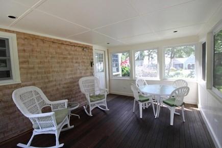 West Harwich Cape Cod vacation rental - Three season porch