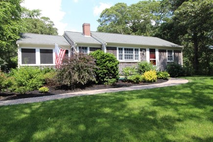 West Harwich Cape Cod vacation rental - View from the street