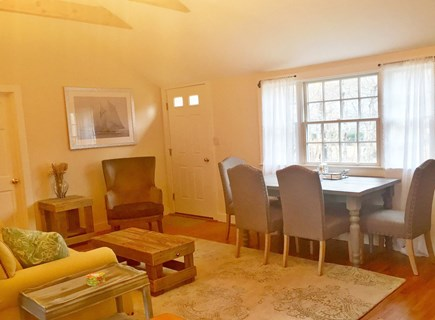 West Harwich Cape Cod vacation rental - View from the kitchen