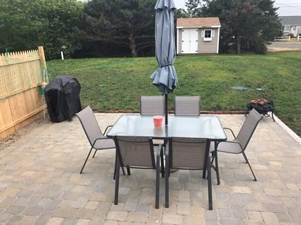 West Dennis / Dennisport Cape Cod vacation rental - Patio
