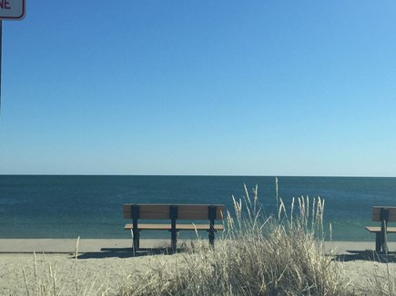 South Yarmouth Cape Cod vacation rental - Beautiful Parkers River Beach is just 2/10 of a mile away
