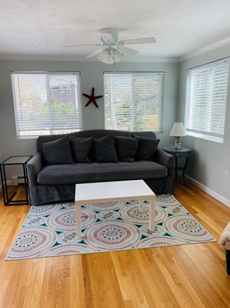 South Yarmouth Cape Cod vacation rental - Comfy sunroom