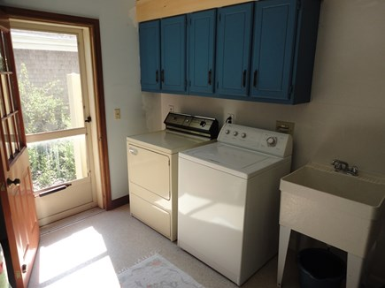 Harwich Cape Cod vacation rental - Laundry room