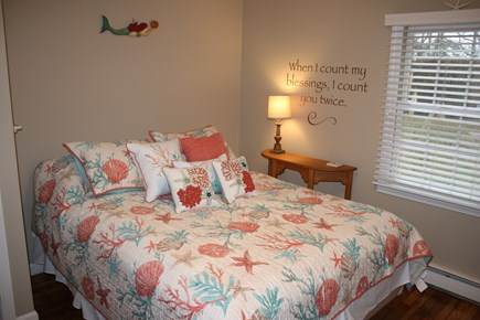 Dennis Cape Cod vacation rental - Guest bedroom 3