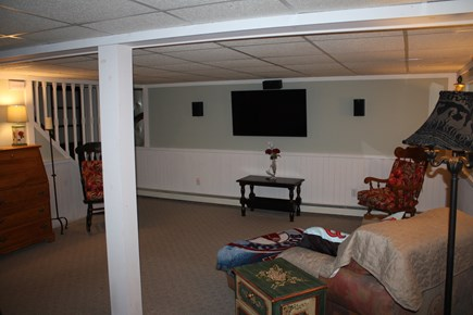 Dennis Cape Cod vacation rental - Lower level bonus room