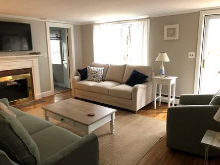 West Yarmouth Cape Cod vacation rental - Living room - welcoming and comfy