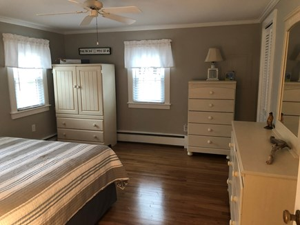 West Yarmouth Cape Cod vacation rental - Master Bedroom - queen bed, bureaus, closet
