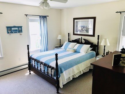 South Yarmouth Cape Cod vacation rental - Downstairs Master