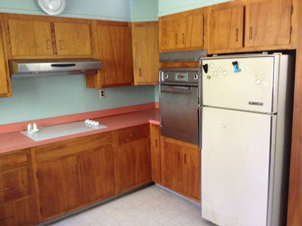 Falmouth, Teaticket Cape Cod vacation rental - Kitchen
