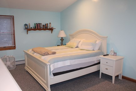 Eastham Cape Cod vacation rental - Master bedroom on second floor with king bed