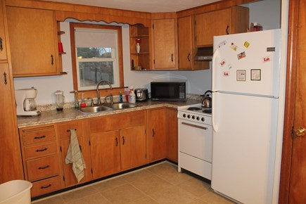 Eastham Cape Cod vacation rental - In-law apartment kitchen