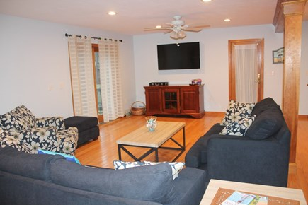 Eastham Cape Cod vacation rental - One of 4 Flat screen TVS in the house